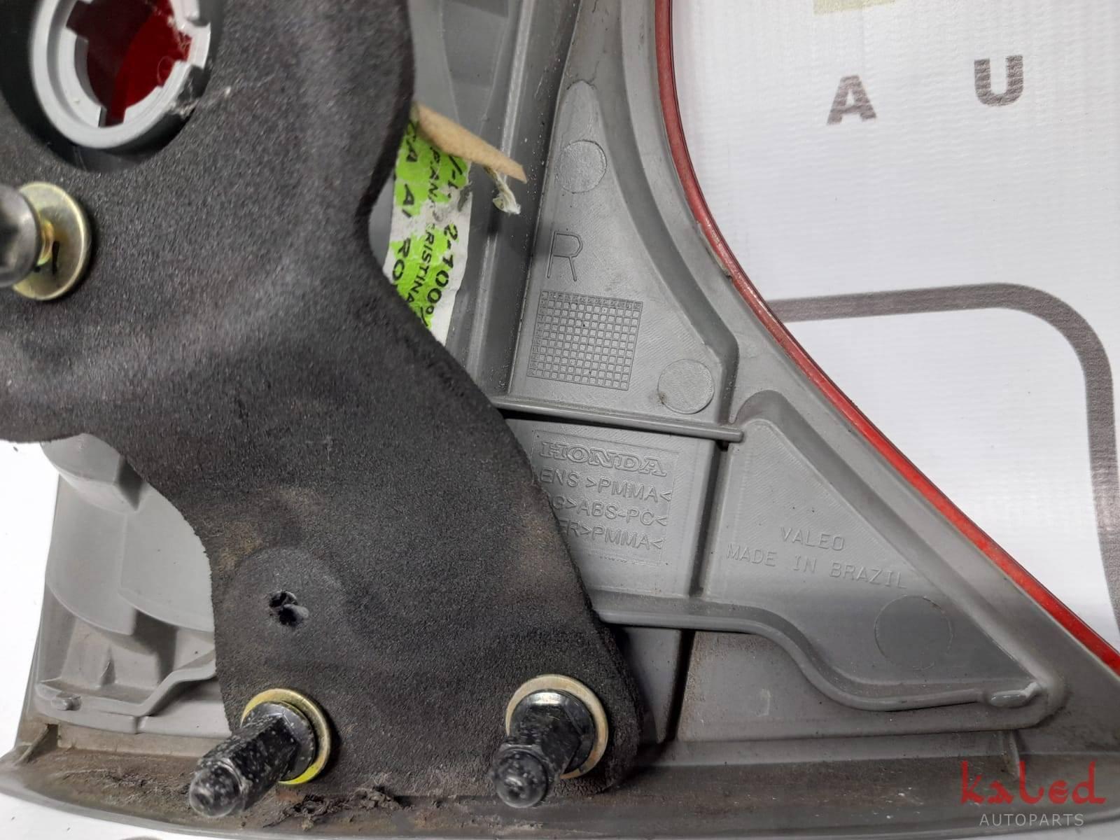 Lanterna Direita Honda New Civic original - Kaled Auto Parts