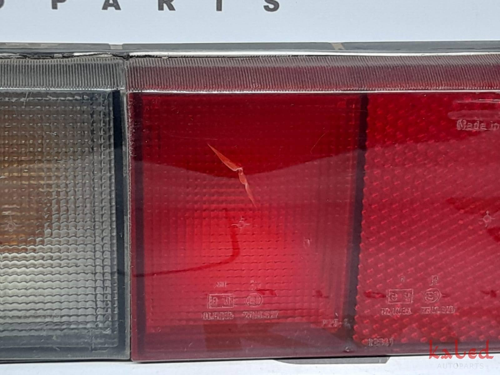 Lanterna esquerda Vw Santana 84 a 90 Fumê - Kaled Auto Parts