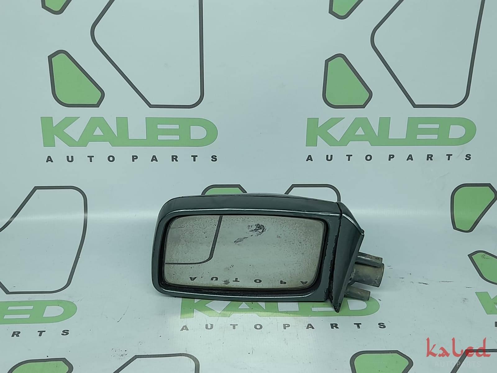 Retrovisor esquerdo Vw Gol Parati Saveiro Voyage 88 - Kaled Auto Parts