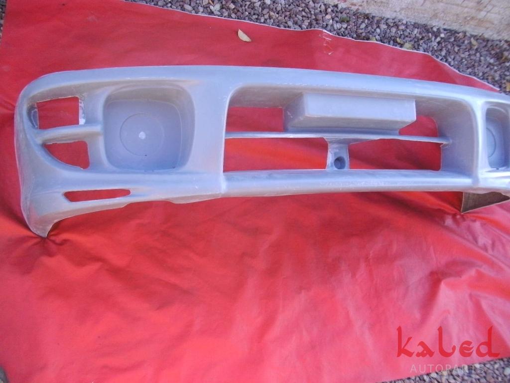 Parachoque Réplica em fibra Subaru Impreza GT 2000 - Kaled Auto Parts