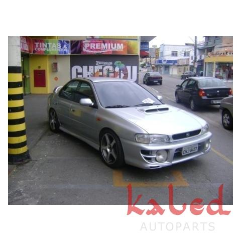 Scoop do capo em fibra para Subaru Impreza 93 a 2000 - Kaled Auto Parts