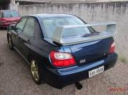 Aerofolio asa Subaru Impreza WRX Sti 2001 a 2007 em fibra