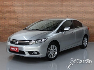 Honda CIVIC LXS AT 1.8