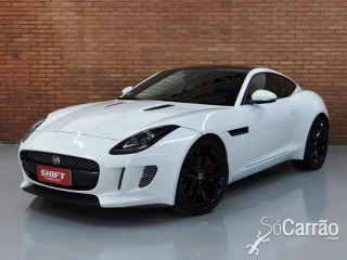 Jaguar F-TYPE V6 SUPERCHARGED 3.0