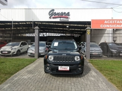 Jeep renegade sport 1.8 flex manual