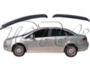 Calha de Chuva Fiat Linea 4 portas   TG Poli