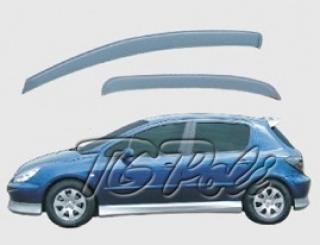 Calha de Chuva Peugeot 307 4 portas - TG Poli | DUB Store