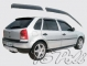 Calha de Chuva VW Gol   Parati 98 09  4 portas   TG Poli