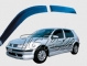 Calha de Chuva VW Golf 2000 09  4 portas  TG Poli
