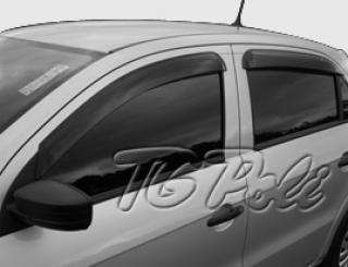 Calha de Chuva VW Novo Voyage | 4 portas - TG Poli | DUB Store