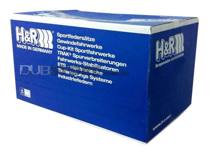 Kit molas esportivas H&R Fiat Idea | DUB Store