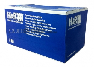 Kit molas esportivas H&R Volkswagen Passat SW V6 1997 a 2005   DUB Store