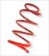 Kit molas esportivas Red Coil Chevrolet Corsa Sedan