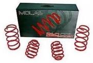 Kit molas esportivas Red Coil Fiat Palio Fire 02