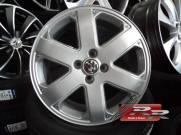 Roda VW 15 PARATI TRACK FIELD 15X6 4X100 Prata