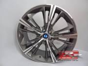 JOGO DE RODA BMW SERIE 4 REPLICA KR R55 20X7,5 GRAFITE 5X100 ET 38