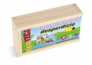 SEQUÊNCIA LÓGICA - DESPERDÍCIO