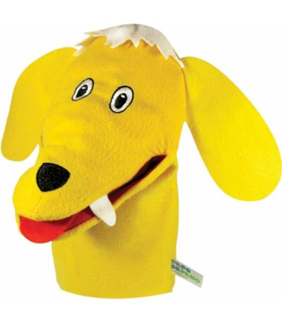 Fantoche de Mão Animais Domésticos - Cachorro
