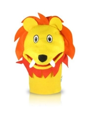 Fantoche de Mão Animais Selvagens - Leão
