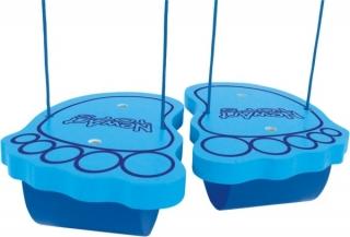 Equilibrista pé azul