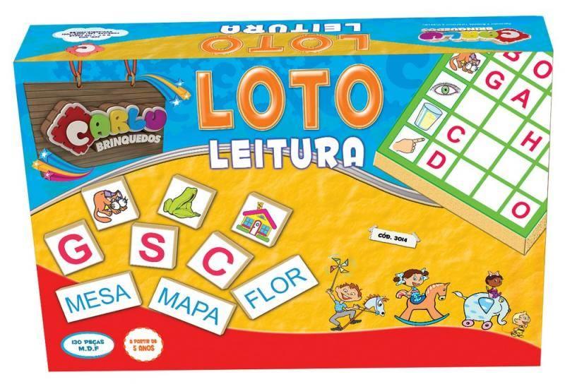 LOTO LEITURA