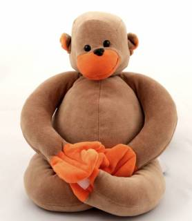 Macaco Barrigudinho Mãe (Grande)