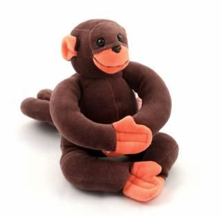 Macaco Barrigudinho Filhote (Pequeno)