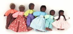 Familia Negra Completa