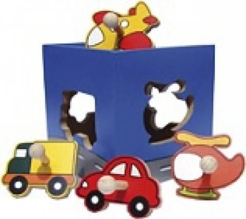 Caixa de Encaixe - Veículos