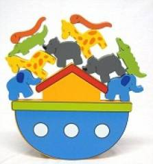 Jogo de Equilíbrio - Arca de Noé