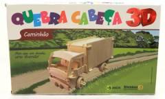Quebra-Cabeça 3D - Caminhão