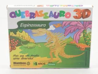 Quebra-Cabeça 3D - Espinossauro