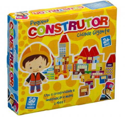 Pequeno Construtor - Cidade