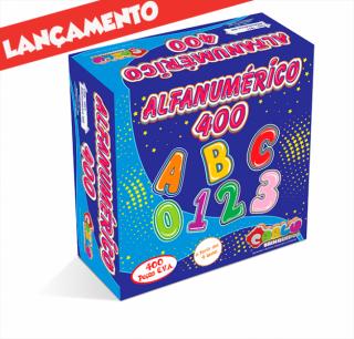 ALFANUMÉRICO - EVA