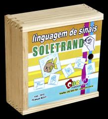 LIBRAS - LINGUAGEM DE SINAIS SOLETRANDO