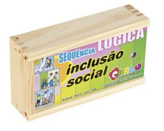 SEQUÊNCIA LÓGICA INCLUSÃO SOCIAL