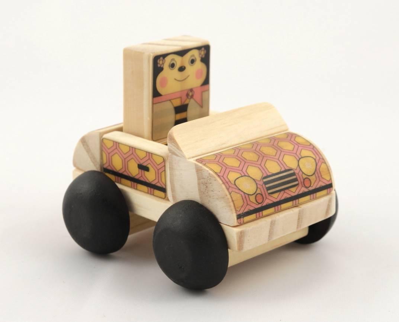 Meu Carro Bichos - Abelha