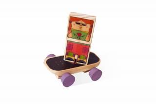 Skate - Menina