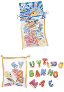 Brinquedo de Banho - Alfabeto