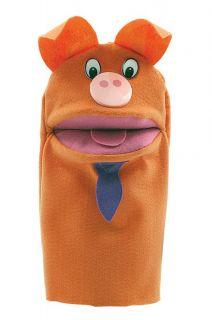 Fantoche de Mão Animais Domésticos - Porco
