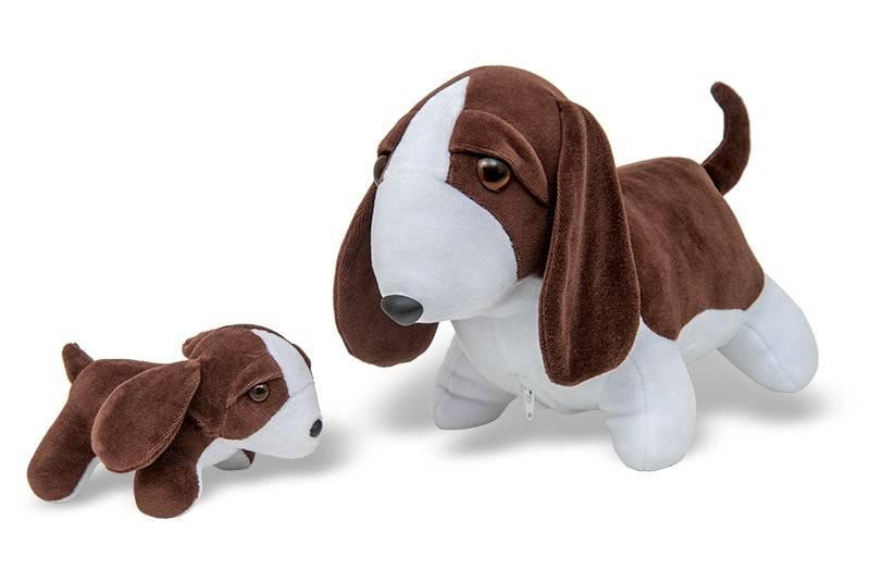Beagle com Filhote