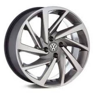 RODA(VW)POLO R93,PRETA,PRETA DIAMANTADA E GRAFITE DIAMANTADO | Truck Plaza