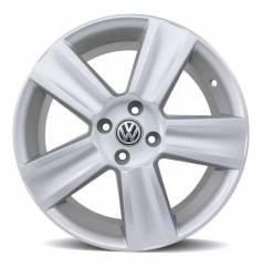 Jogo De Roda Aro 18 - R07 VW Saveiro Cross PRATA