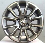 RODA R75 VW  SAVEIRO CROSS ARO 15 BD E GD