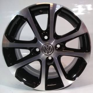 Jogo de Rodas Aro 14 Modelo Volkswagen Gol Power Krmai R10 | Truck Plaza