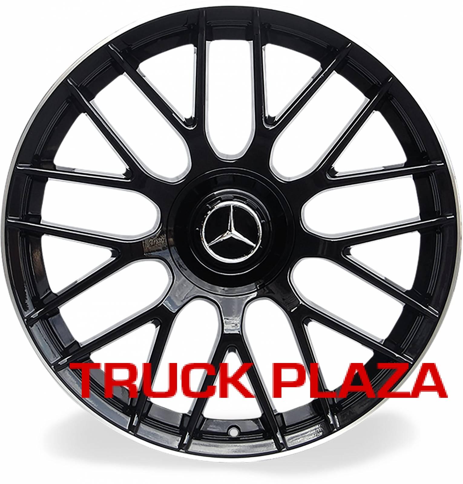 Jogo de 04 Rodas Mercedes AMG C63 aro 19 5X112 BD