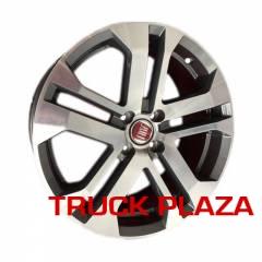 Jogo de 04 Rodas Fiat Toro aro 15 4X98 GD  KR R73