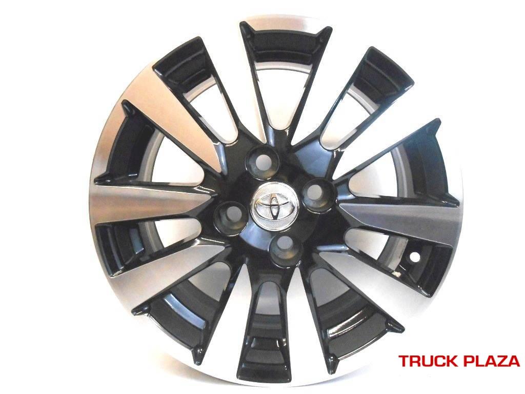 Jogo de 04 Rodas Toyota Etios KR R81 aro 15 4X100 BD