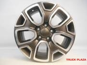 RODA JEEP RENEGADE  aro 16 x 6 5X110 IS28 GRAFITE DIAMANTADA