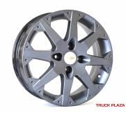 Roda Astra SS / Meriva KR R16 aro 14 x 6 4x100 et43 grafite fosco